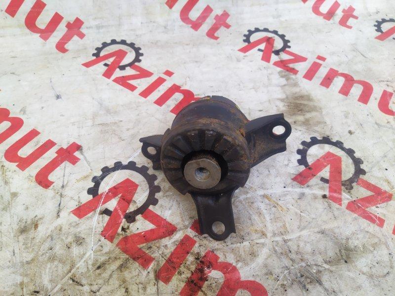 Подушка двигателя Toyota Passo KGC10 1KRFE правая верхняя (б/у) 721