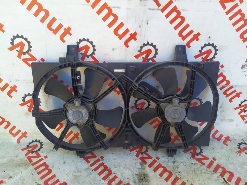 Диффузор радиатора Nissan Ad VFY11 QG15DE (б/у)