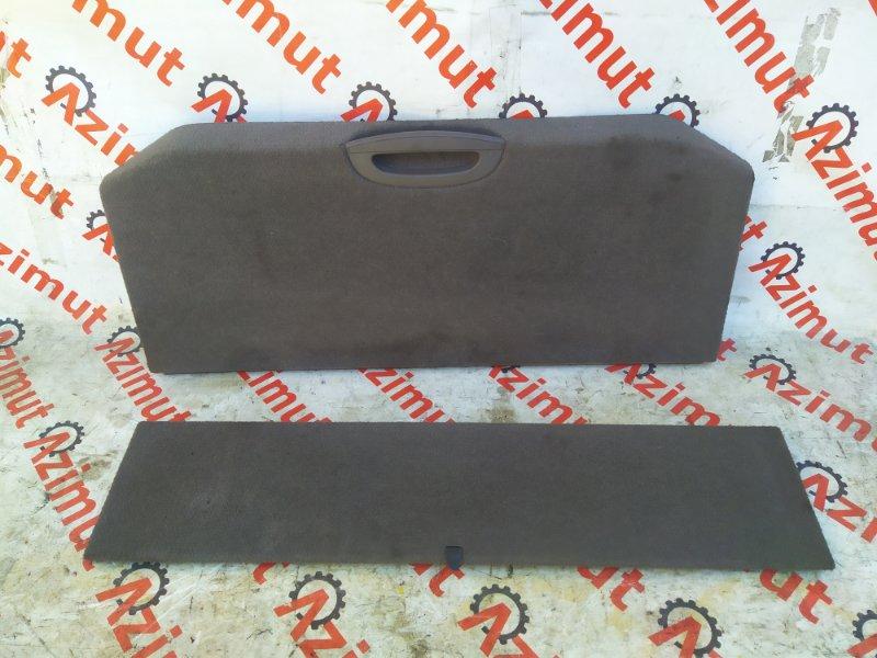 Обшивка багажника Nissan Note E11 (б/у) 451