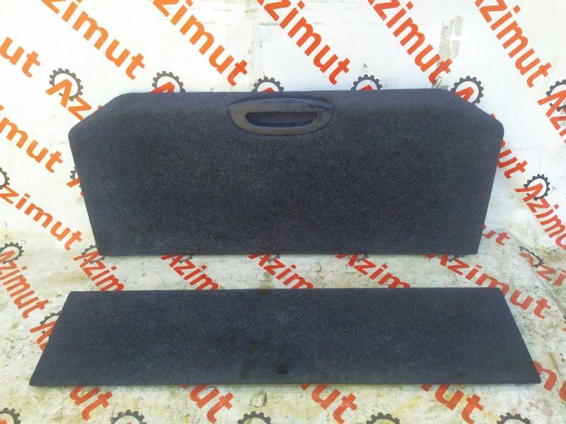 Обшивка багажника Nissan Note E11 (б/у) 452