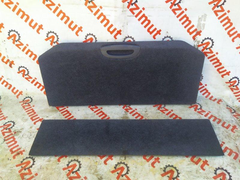 Обшивка багажника Nissan Note E11 (б/у) 453