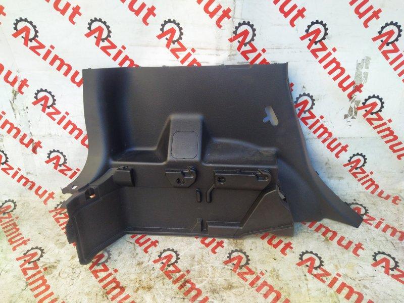 Обшивка багажника Nissan Note E11 задняя левая (б/у) 816
