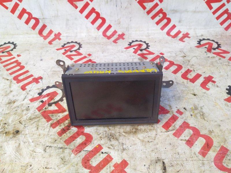 Монитор Mitsubishi Grandis NA4W 4G69 (б/у) 822 MR587803N
