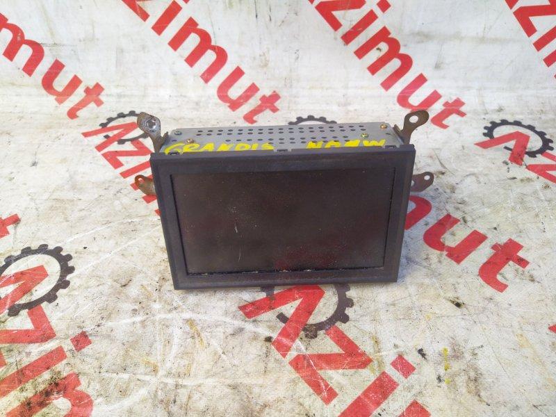 Монитор Mitsubishi Grandis NA4W 4G69 (б/у) MR587803