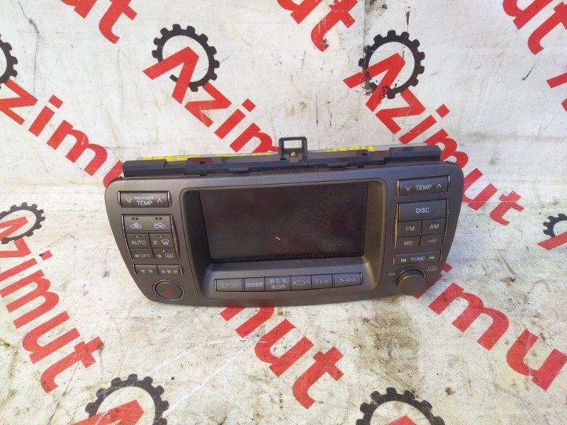 Монитор Toyota Brevis JCG10 1JZFSE (б/у) 824 86110-51040