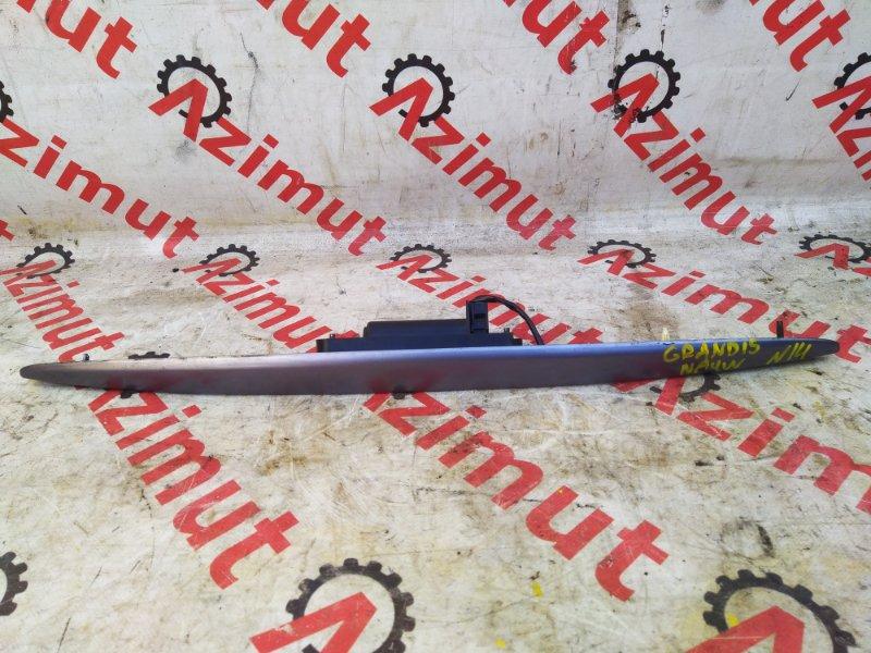 Ручка задней двери Mitsubishi Grandis NA4W (б/у)