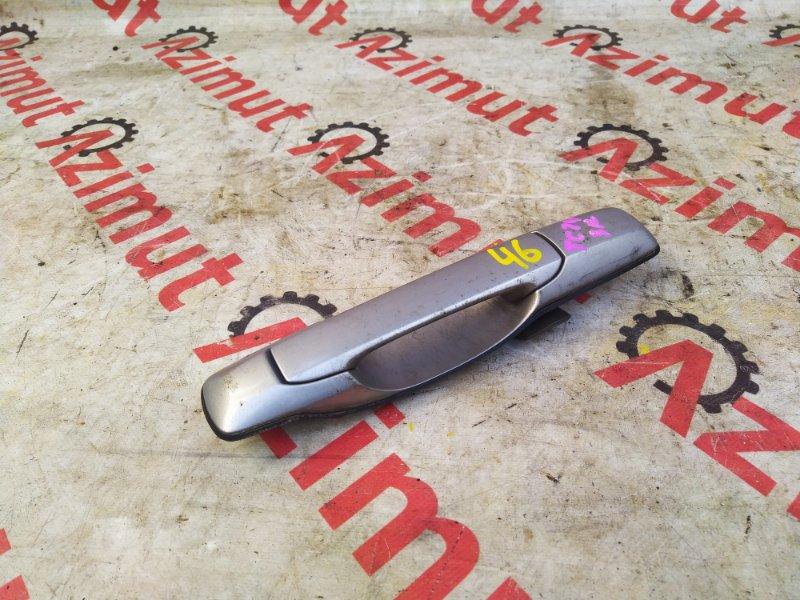 Ручка двери внешняя Nissan Serena TC24 задняя правая (б/у) 46