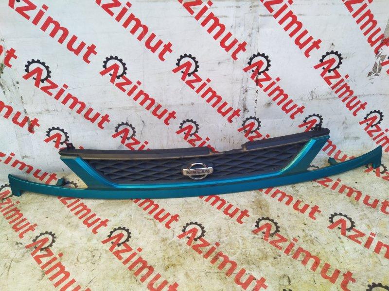 Решетка радиатора Nissan Serena TC24 2000 (б/у) 52310 4N010