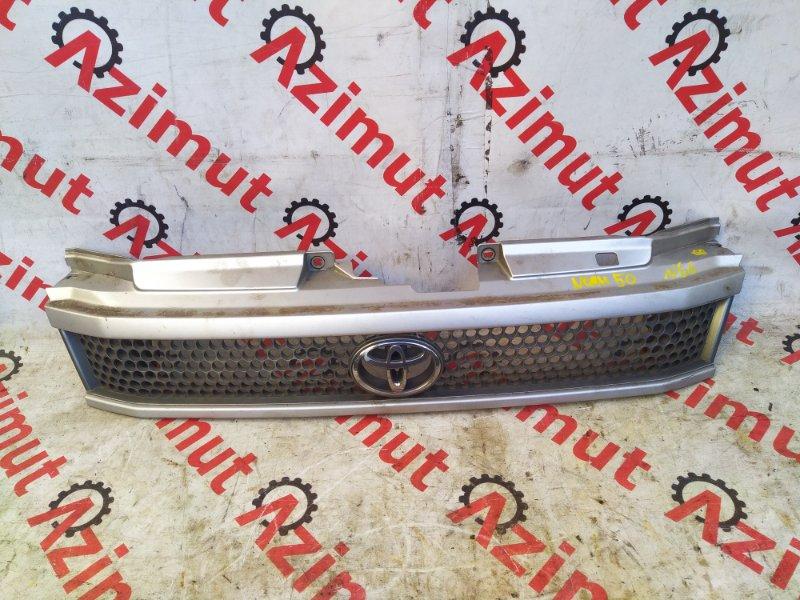 Решетка радиатора Toyota Noah SR50 1998 (б/у) 53100-28180 66