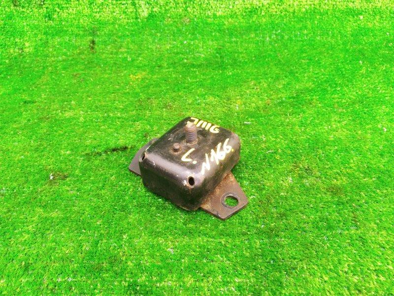 Подушка двигателя Daihatsu Terios Kid J111G EFDEM левая (б/у) 166