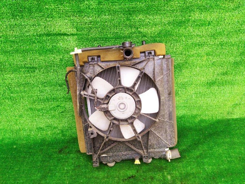 Радиатор основной Toyota Passo KGC30 1KRFE (б/у)