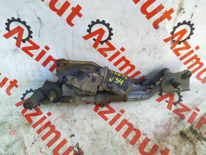Мотор дворников Toyota Nadia SXN15 3SFE 1999 (б/у)