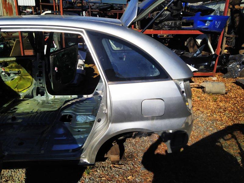 Rear cut Toyota Nadia SXN15 3SFE 1999 (б/у)