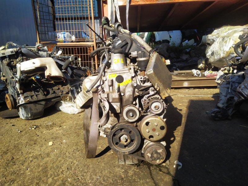 Двигатель Honda Mobilio Spike GK1 L15A 2005 (б/у) 3143861