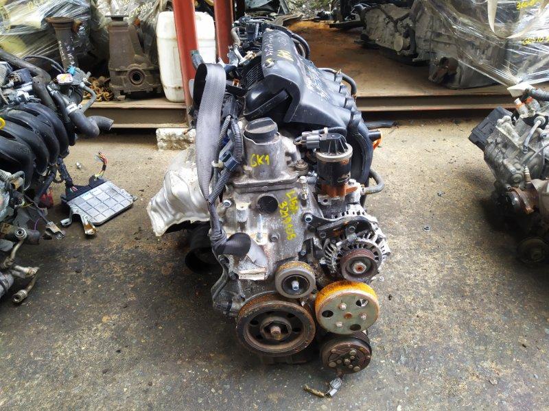 Двигатель Honda Mobilio Spike GK1 L15A 2006 (б/у) 3215105