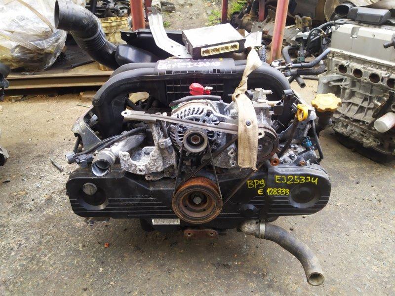 Двигатель Subaru Legacy BR9 EJ253JU 2010 (б/у) E128333