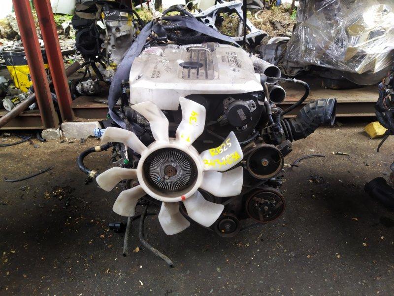 Двигатель Nissan Cedric ENY34 RB25DET 1999 (б/у) 343783A