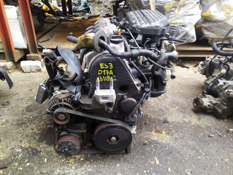Двигатель Honda Civic ES3 D17A 2005 (б/у) 1311942