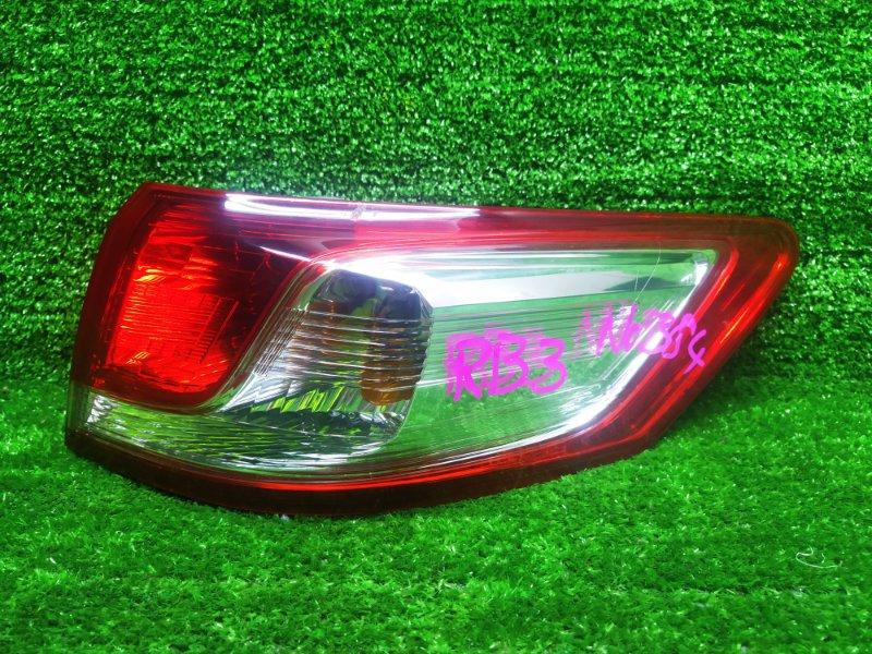 Стоп-сигнал Honda Odyssey RB3 K24A 2009 правый (б/у) 220-22893