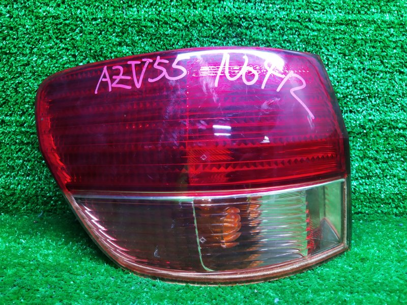 Стоп-сигнал Toyota Vista Ardeo SV55 3SFE 2002 левый (б/у) 32-177
