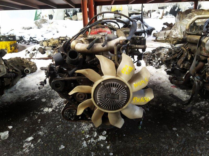 Двигатель Hino Dutro XZU568 N04CTJ 2008 (б/у) 136630