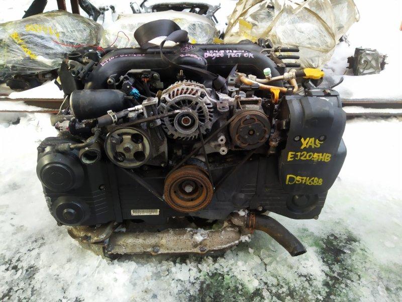 Двигатель Subaru Exiga YA5 EJ205HB 2008 (б/у) D571688