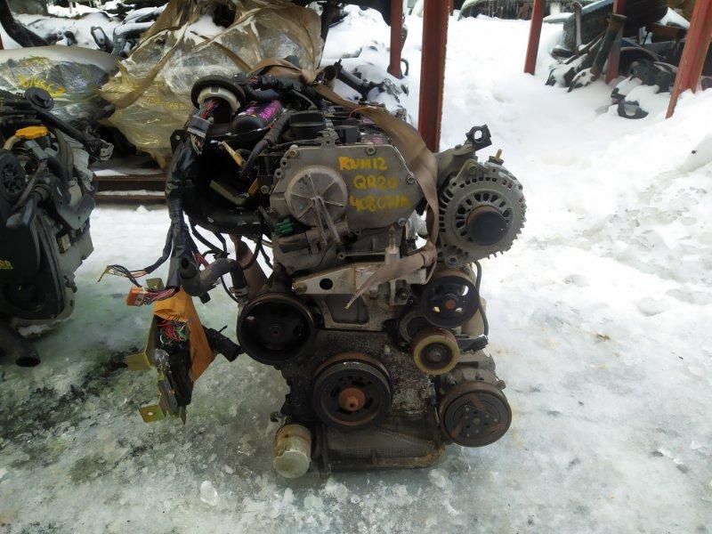 Двигатель Nissan Liberty RNM12 QR20-DE 2003 (б/у) 408071A
