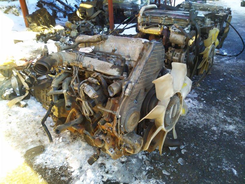 Двигатель Mazda Titan SY54L WLE 2000 (б/у) б/н