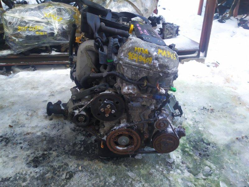 Двигатель Suzuki Wagon R Solio MA34S M13A 2005 (б/у) 1649409