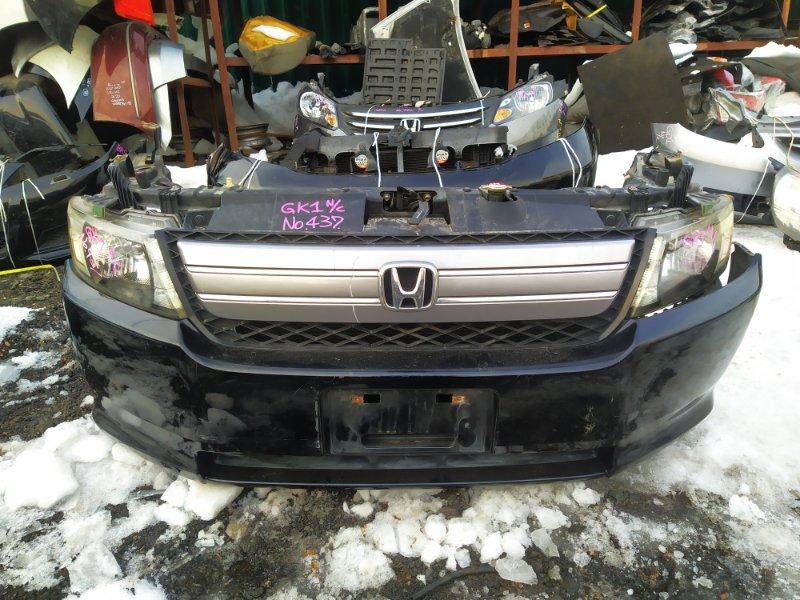 Nose cut Honda Mobilio Spike GK1 L15A 2006 (б/у)