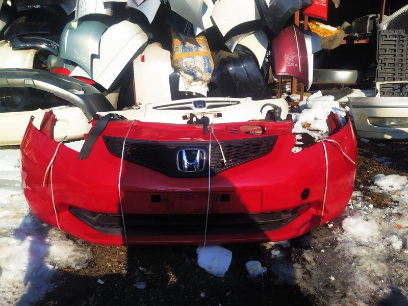 Nose cut Honda Fit GE6 L13A 2007 (б/у)