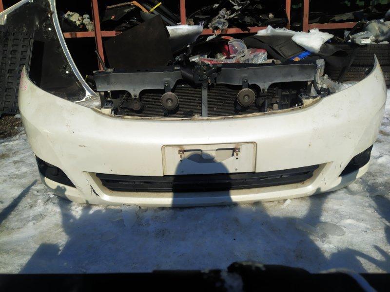 Nose cut Toyota Isis ANM10 1AZFSE 2008 (б/у)