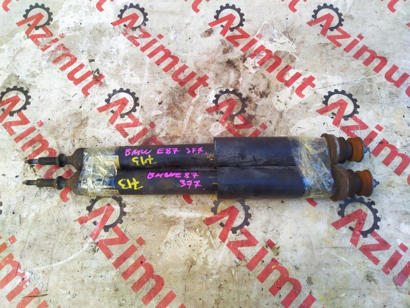 Амортизатор Bmw 1-Series E87 N45B16A 2007 задний (б/у)