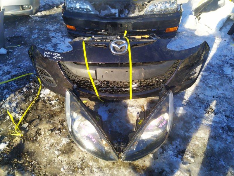 Nose cut Mazda Demio DE3AS ZJVE 2011 (б/у)
