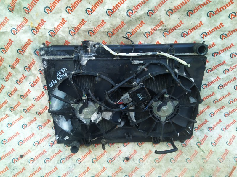 Радиатор основной Nissan Fuga PY50 VQ35DE 2004 (б/у)