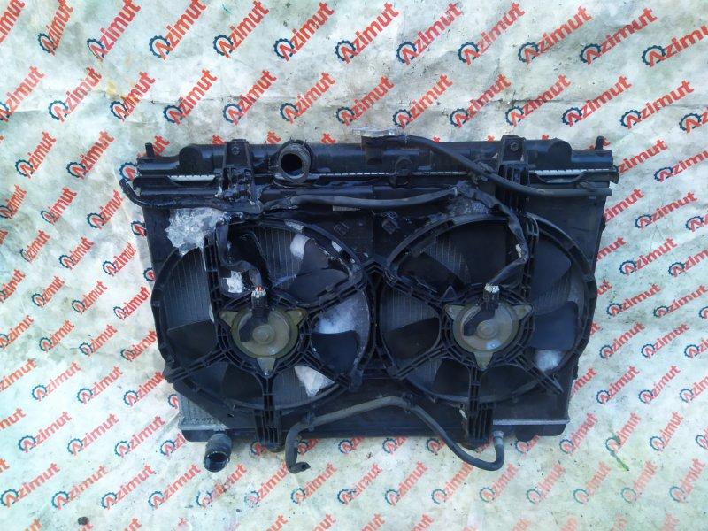 Радиатор основной Nissan Bassara JTU30 QR25DE 2001 (б/у)