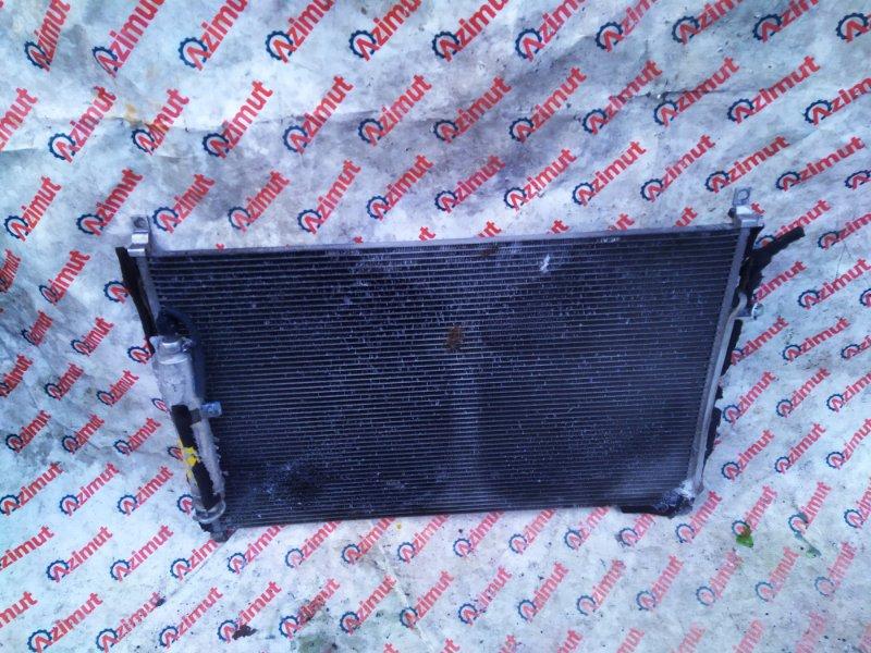 Радиатор кондиционера Nissan Fuga PY50 VQ35DE 2005 (б/у)