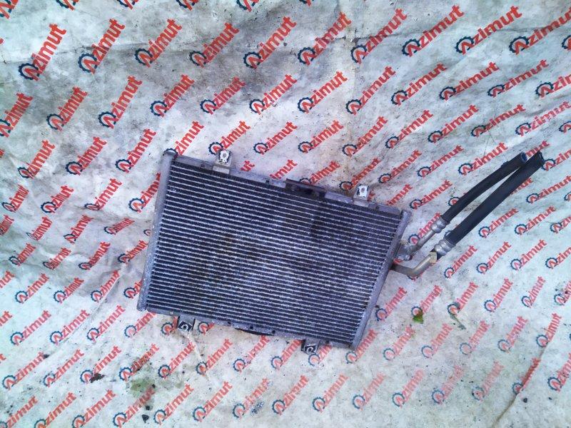 Радиатор кондиционера Isuzu Elf NPR81 4HL1 2005 (б/у)