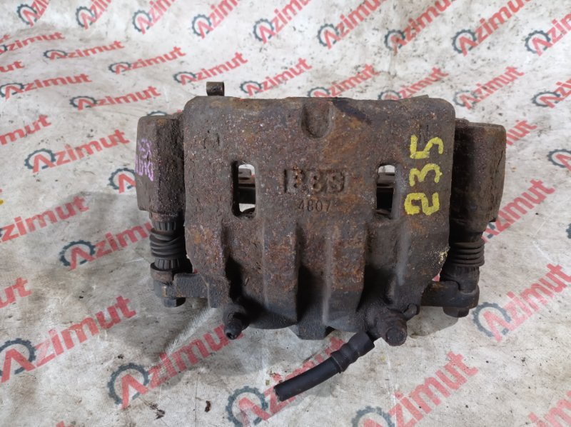 Суппорт Hino Dutro XZU568 N04CTJ 2008 передний правый (б/у)