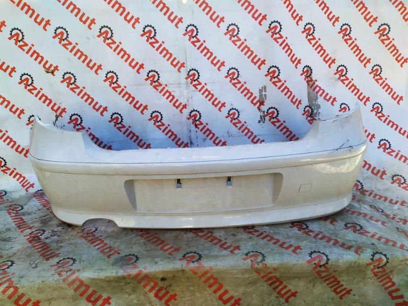 Бампер Bmw 1-Series E87 N45B16A 2007 задний (б/у)