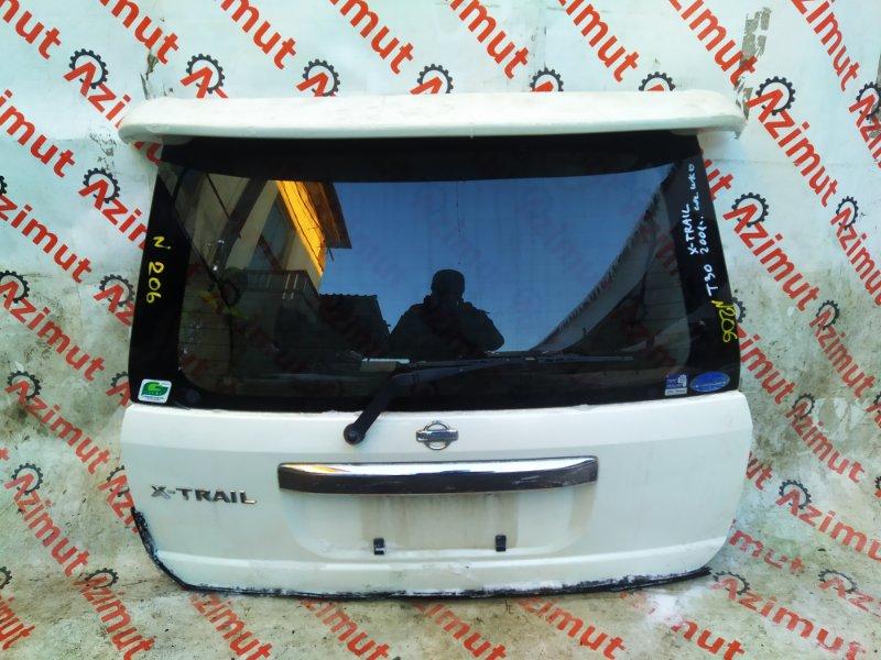 Дверь задняя Nissan X-Trail NT30 QR20-DE 2005 (б/у)