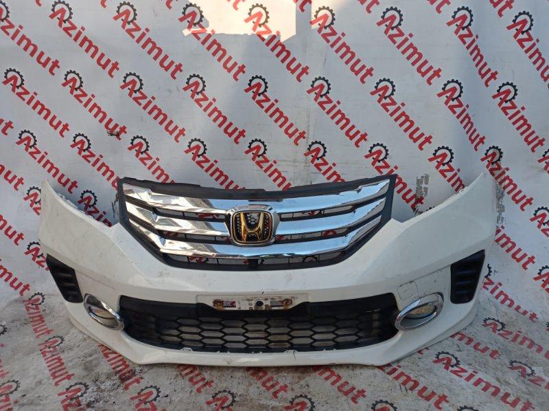 Бампер Honda Freed GB3 L15A 2011 передний (б/у)