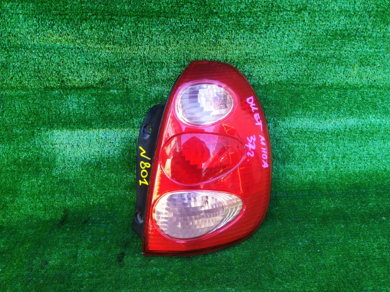 Стоп-сигнал Toyota Duet M110A EJ-VE 2003 правый (б/у) 22051716