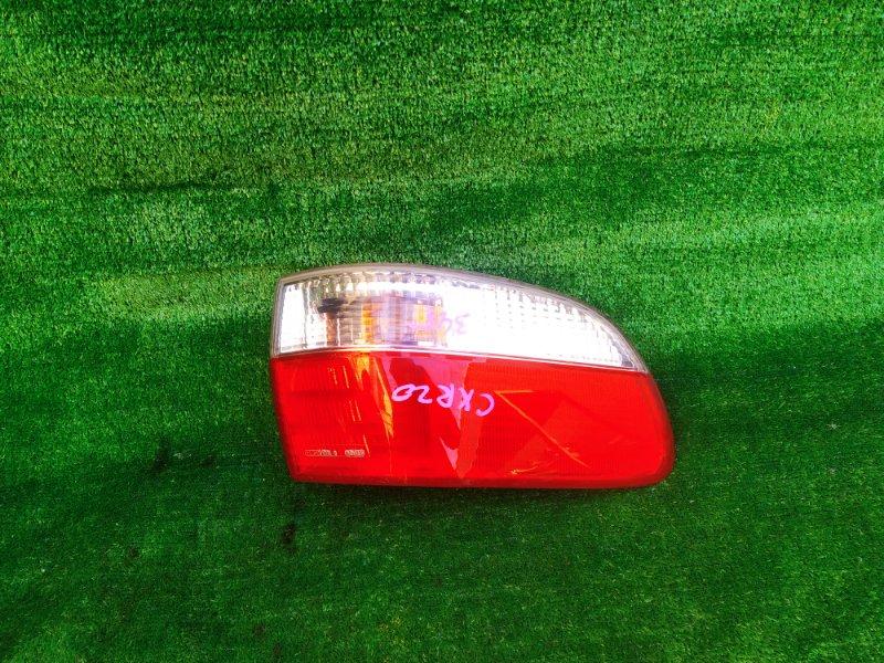 Стоп-сигнал Toyota Estima CXR20 3C-TE 1998 правый (б/у) 28108