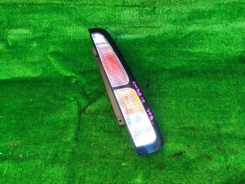 Стоп-сигнал Nissan Cube ANZ10 CGA3DE 2001 правый (б/у) 4924