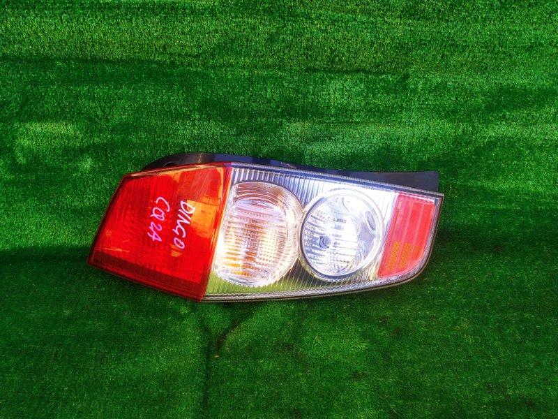 Стоп-сигнал Mitsubishi Dingo CQ2A 4G15 2002 левый (б/у) 1745