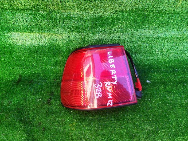 Стоп-сигнал Nissan Liberty RNM12 QR20-DE 2003 левый (б/у) 4853