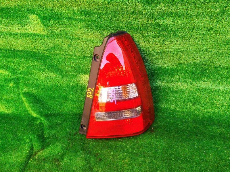 Стоп-сигнал Subaru Forester SG5 EJ202DX 2002 правый (б/у) 22020762 22020762
