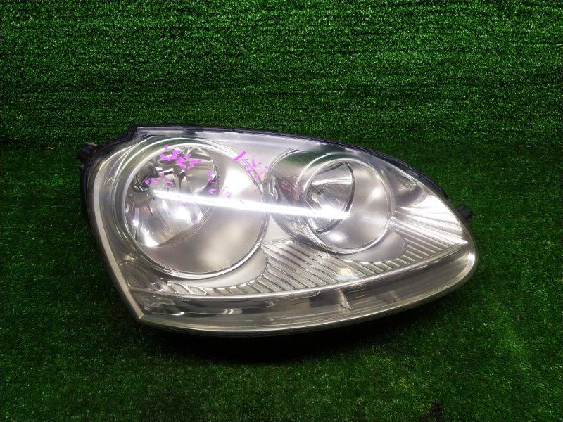 Фара Volkswagen Golf 1K1 BLF 2008 правая (б/у)