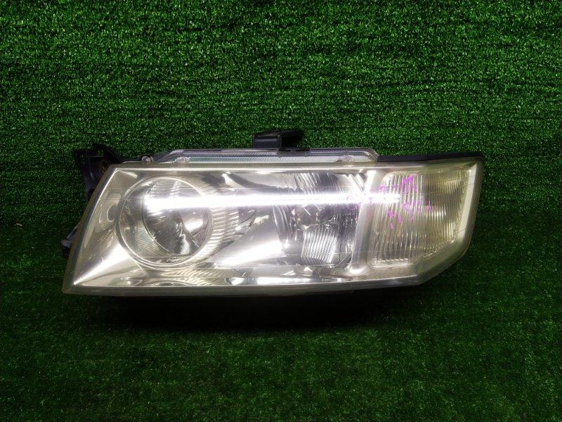 Фара Mitsubishi Chariot Grandis N84W 4G64 2000 левая (б/у) 10087474